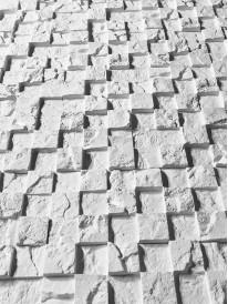 Гипсовая 3D плитка Шахматы С02-001
