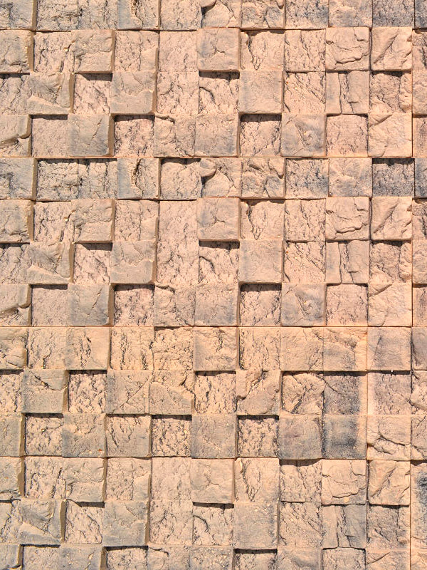 Гипсовая плитка 3D Мозаика Крит