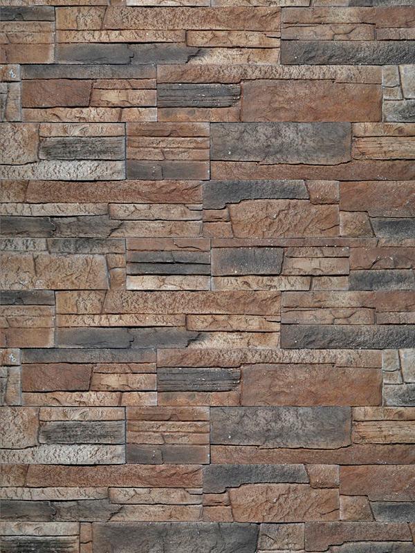 Гипсовый камень Сланец классический Лофт 3