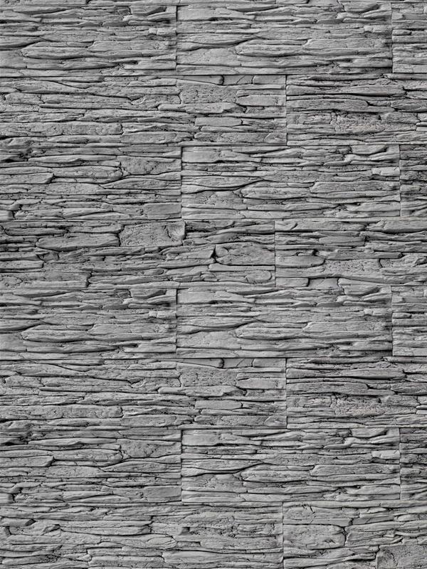Гипсовый камень Сланец тонкослойный Скала